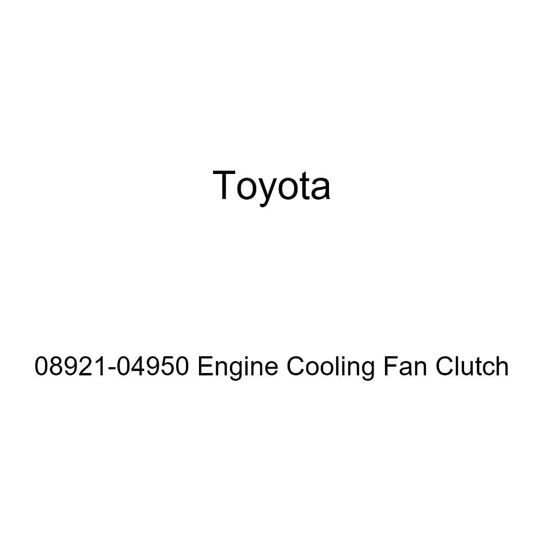 Toyota 08921-04950 Engine Cooling Fan Clutch