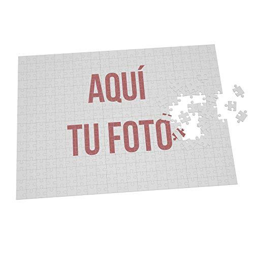 AR Regalos Puzzle Personalizado con Foto - Varios tamaños (192 Piezas)