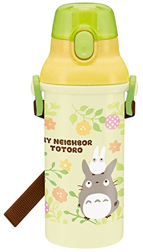 Benelic My Neighbor Totoro Water Bottle One Push Plants...