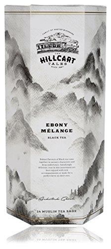 The Hillcart Tales Ebony Melange Assorted Black Tea (14 Teabags)
