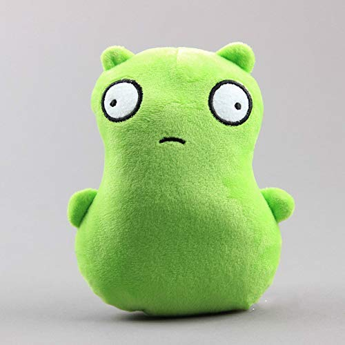 Fymmm`shop Plush Toys 18Cm Cartoon Anime Monster Plush Toys Doll Bobs Burgers Kuchi Kopi Plush Toy Kawaii Stuffed Animals Dolls Children Kids Gift