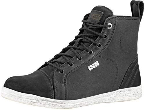 IXS Classic Sneaker Nubuk-Cotton 2.0 Black 40