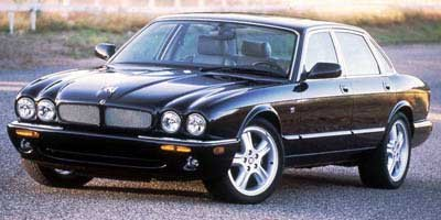 Delightful 1997 Jaguar XJR, 4 Door Sedan Supercharged ...