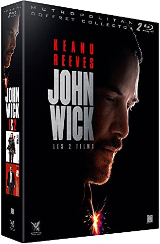 John Wick 1 & 2