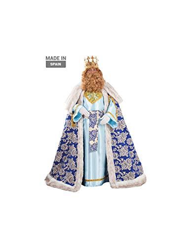 DISBACANAL Disfraz de Rey Mago Gaspar - -, XL