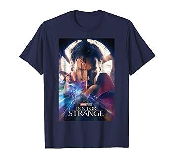 Marvel Studios Doctor Strange Movie Poster T-Shirt