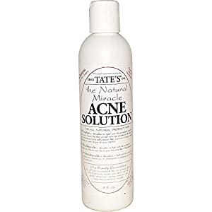 Acne treatment products Tate's Tate s The Natural Miracle Acne Solution 8 fl oz