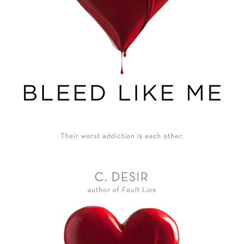 Bleed Like Me audiobook cover art