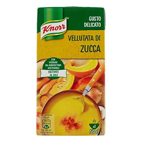Knorr Vellutata Brick Zucca Ml.500