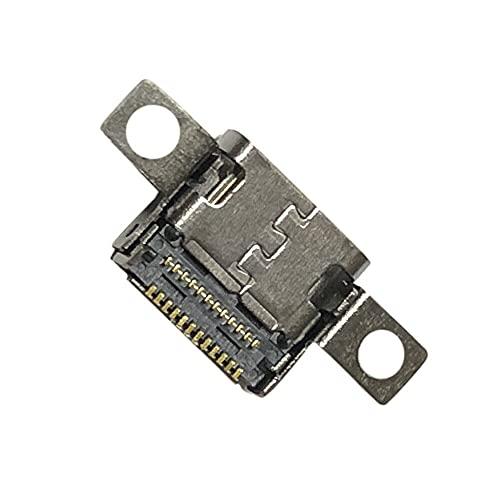 Zahara - Conector de toma de CC de puerto USB tipo C de repuesto para Lenovo Yoga 730-13
