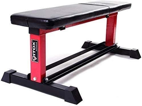 bilanciere 93 kg JINHH Regolabile Panca per Esercizi Addominali