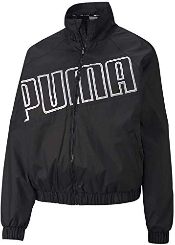 PUMA Feel It Damen Training Gewebter Windbreaker Puma Black M