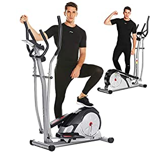 ANCHEER Magnetic Elliptical Exercise Machine