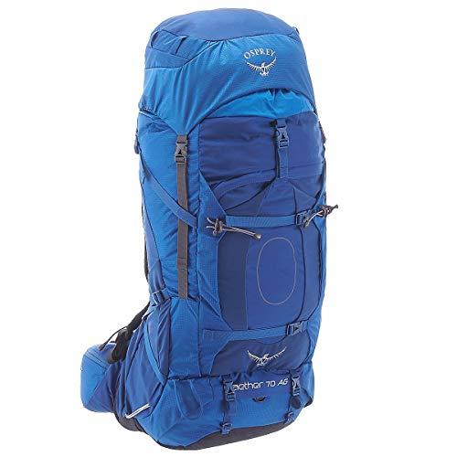 Osprey Hiking Aether AG 70 Backpack MD 85 cm Neptune Blue
