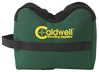 Caldwell Deadshot Filled Front Bag with Durable Construction and Water Resistance for Outdoor, Range, Shooting and Hunting
