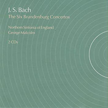 J.S.Bach: The 6 Brandenburg Concertos