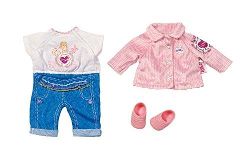 BABY Born Zapf Creation 820865 - My Little Kita-Set Easy Fit