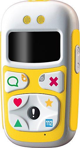 bPhone U10 Sicherheitsgerät für Kinder, Gelb