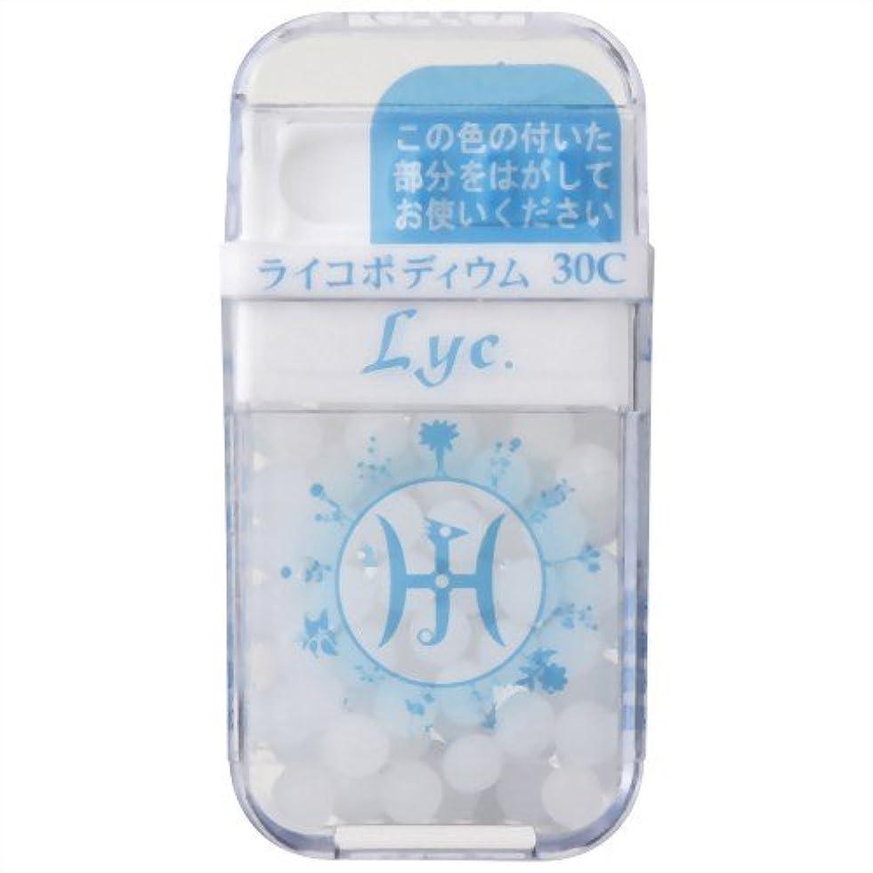 合図合意防衛ホメオパシージャパンレメディー Lyc.  ライコボディウム 30C (大ビン)
