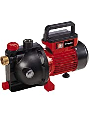 Einhell Bomba de jardín GC-GP 8042 ECO (800 W, capacidad máx. de entrega 4200 L/h, mango plegable, boca de llenado de agua de gran tamaño, interruptor de encendido y apagado, protección térmica)