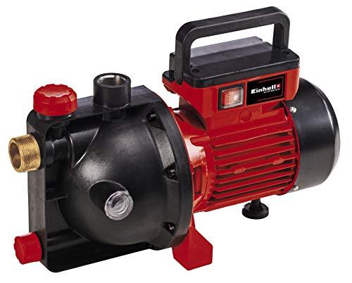Einhell pompe d'arrosage GC-GP8042ECO (800W, indicateur de niveau d'eau, poignée repliable, grande ouverture de remplissage, bouchon de purge, protection contre le gel, interrupteur marche/arrêt)