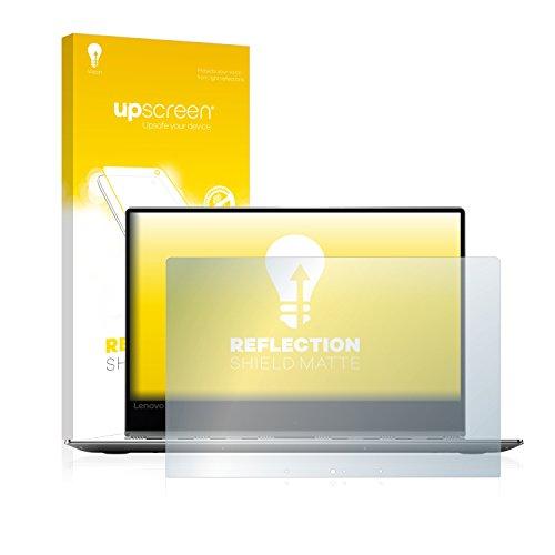 upscreen Entspiegelungs-Schutzfolie kompatibel mit Lenovo Yoga 910 – Anti-Reflex Bildschirmschutz-Folie Matt