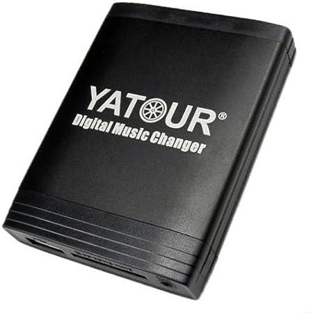 Yatour Yt M06 Rd3 Bt Digitaler Musikadapter Für Usb Elektronik