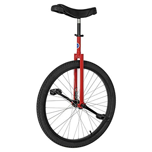 Great Features Of Club 26 Freestyle Unicycle - Red