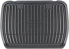 Tefal TS-01039390 grillplaat (boven) voor GC702D, GC712D Optigrill contactgrill