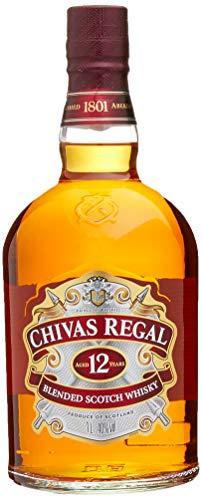 Whisky Chivas Regal 12 Anos, 1L