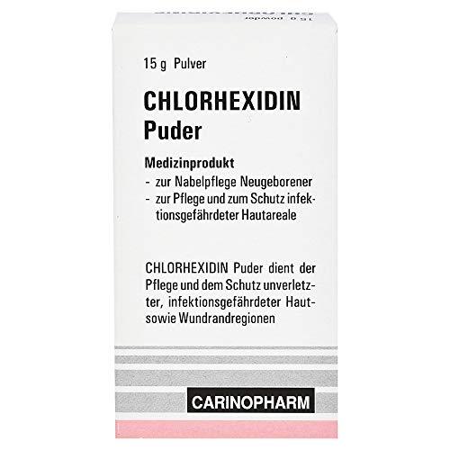 Chlorhexidin Puder, 15 g