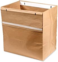 GBC1765021 - Gbc Office Products Group Shredder Bags, Recyclable, 50/BX, Brown