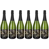 OLALÁ - Vino Blanco Espumoso de Uva 100% Verdejo, Aroma Frutal, Pospaladar Suave, Perfecto con Aperitivos, Embutidos, Mariscos, Arroces y Postres, Lote 6 x 75cl