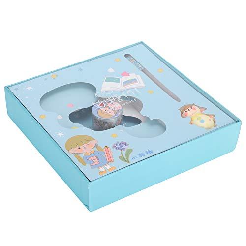 Sistema de la decoración de Scrapbooking, sistema de la caja de regalo de la etiqueta engomada del diario, decoración material de DIY para el hogar