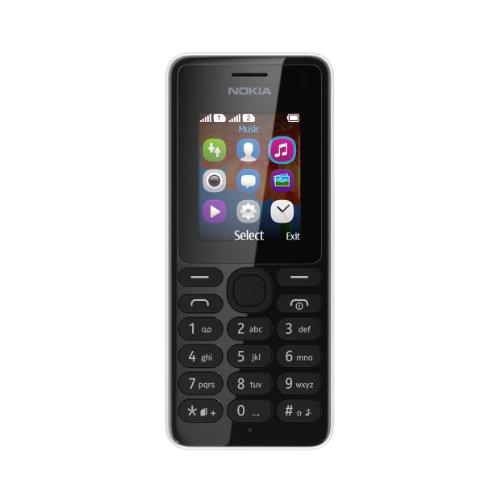 Nokia 108 Dual SIM ohne Vertrag weiß