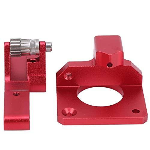 Buona stabilità Accessori per stampante Estrusore stampante 3D con produzione sofisticata For DUAL Gear Extruder 0.06in per BTech Sostituire danneggiato