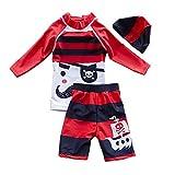 YDHG Badeanzug Für Jungen Kinderbadeanzug Junge Hot Spring-Badeanzug Strand Schwimmbad Weicher Stoff (Size : L)