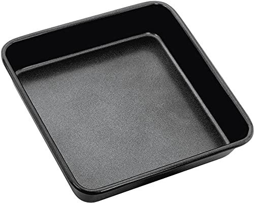 Stellar Moule carré, Noir, 23 x 4.5 cm