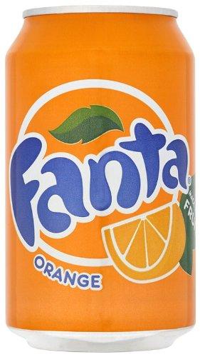 Original Fanta Orange 24 x 33 cl