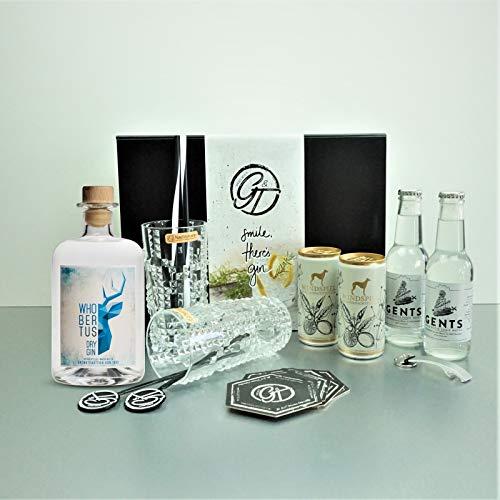 Whobertus Dry Gin & Tomic Geschenkeset