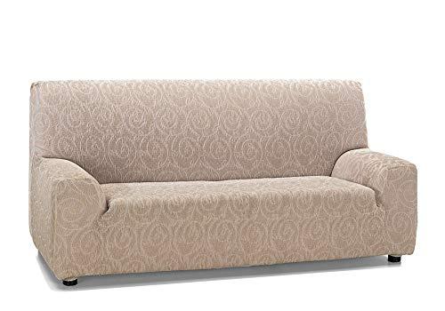 Martina Home Indiana Funda de sofá, Lino, 3 Plazas