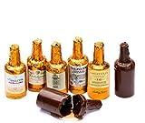 Anthon Berg - Botellitas de Chocolate Rellenas de Whiskies Escoceses. 'Single Malts Scotch Collection 30pcs'