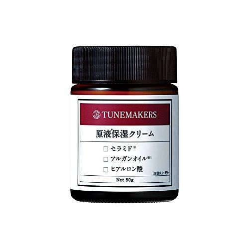 チューンメーカーズ 原液保湿クリーム 50g セラミド・ヒアルロン酸配合