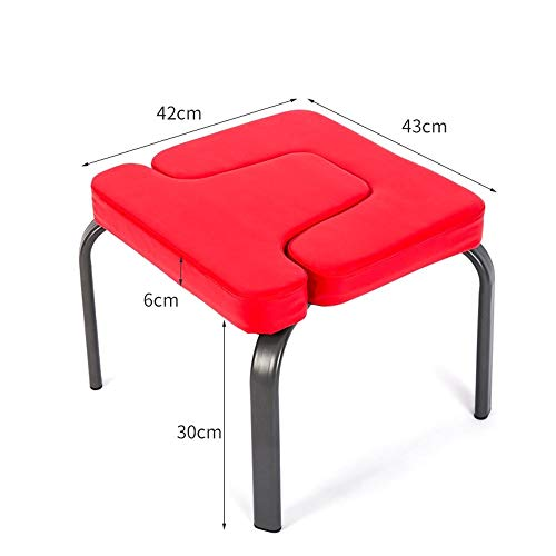 Great Deal! Elegdy Yoga Inversion Chair Yoga-Assisted Handstand Aid Chair Home Fitness Handstand Art...