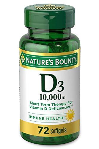 10000 units vitamin d - 3