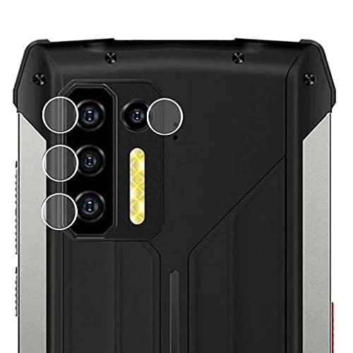 Vaxson 2 Stück Schutzfolie, kompatibel mit Ulefone Power Armor 13 Kamera TPU Folie Rückseitige Kameraobjektiv [nicht Panzerglas Bildschirmschutzfolie Hülle Hülle ]