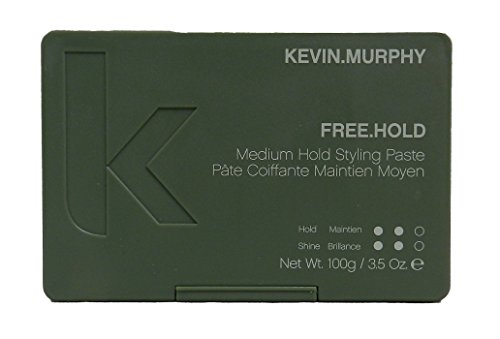 KEVIN MURPHY Free Hold Medium Hold Styling Paste New Formula, 3.4 Oz