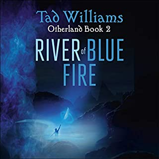 River of Blue Fire cover art
