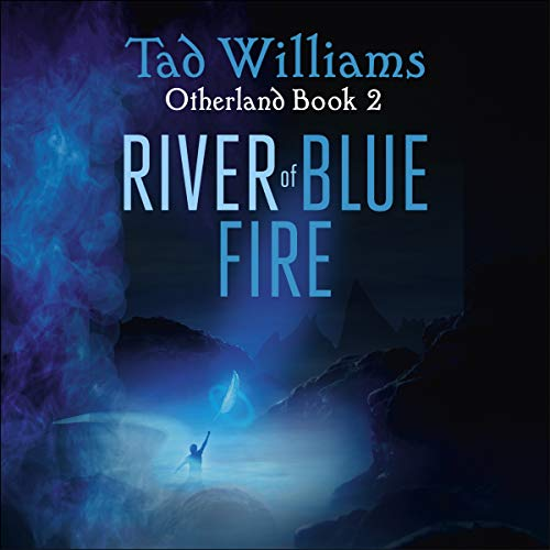 River of Blue Fire Titelbild