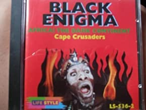 Africa! The Dark Continent - Cape Crusaders